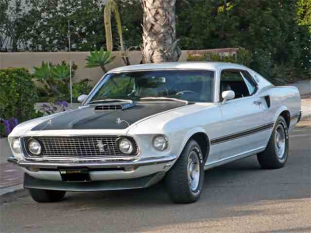1969 Ford Mustang | 798822