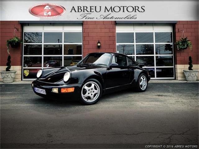 1992 Porsche 911 | 798855