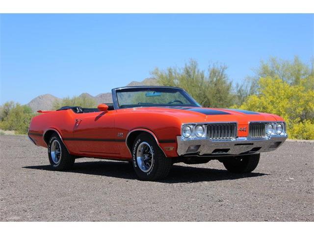 1970 Oldsmobile 442 | 798856