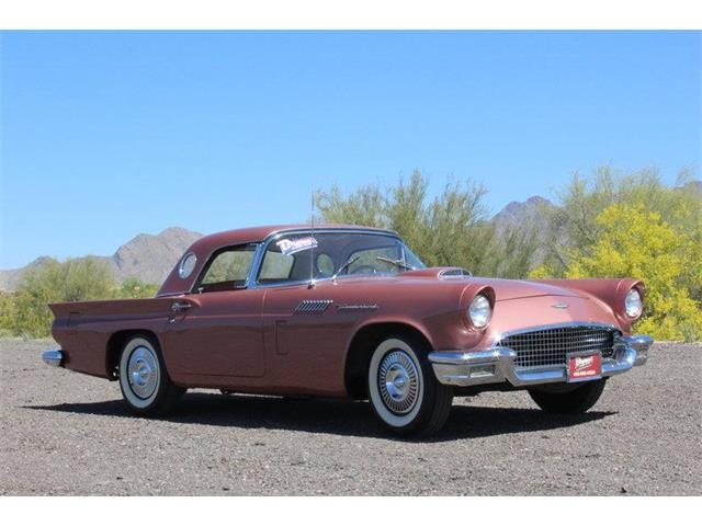 1957 Ford Thunderbird | 798857