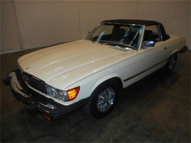 1980 Mercedes-Benz 450SL | 798880