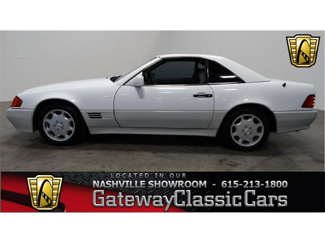 1992 Mercedes-Benz 500SL | 798926