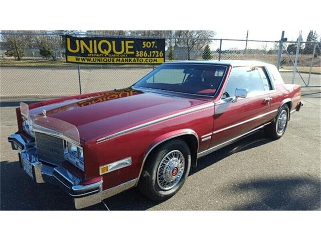 1983 Cadillac Eldorado Biarritz | 798931