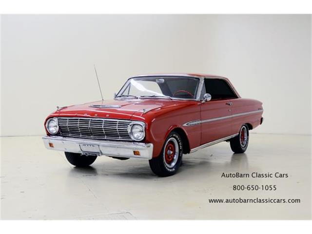 1963 Ford Falcon Futura | 798935