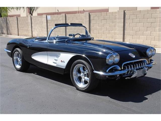 1960 Chevrolet Corvette | 798959