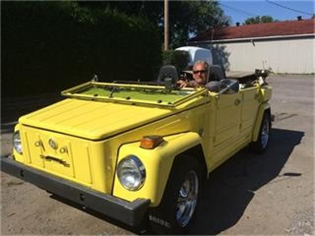 1974 Volkswagen Thing | 799381