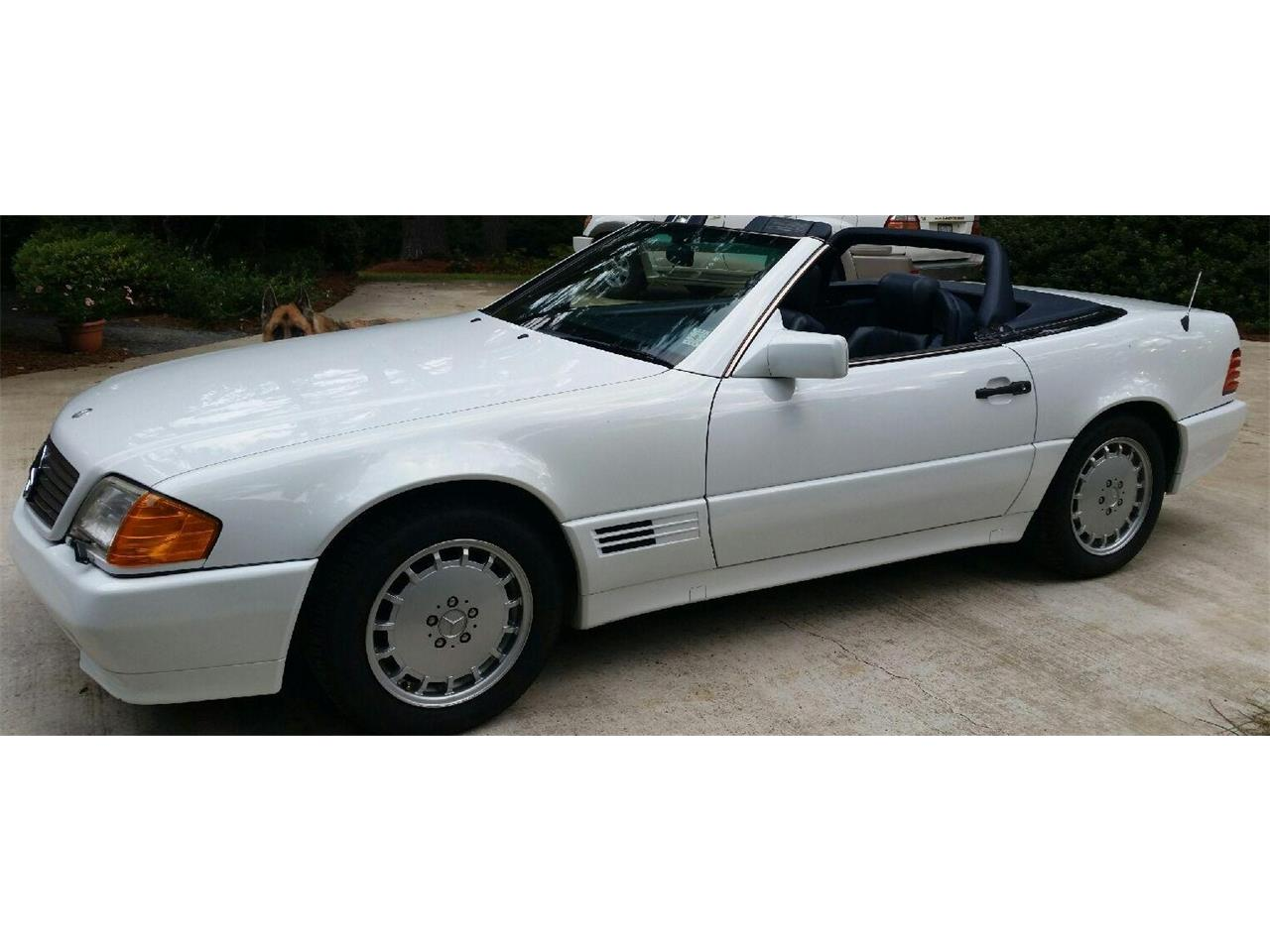 1992 mercedes benz 300sl for sale cc for Mercedes benz 300sl for sale