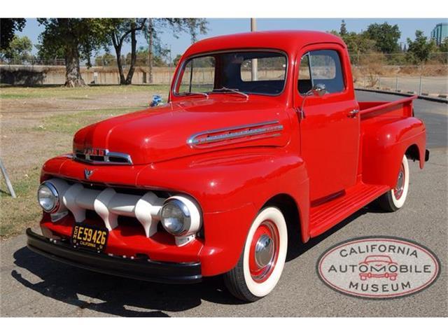 1951 Ford F1 Pickup | 799427