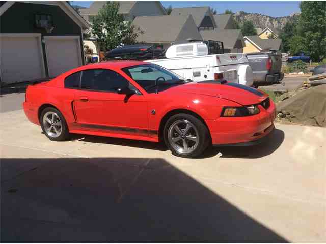 2004 Ford Mustang Mach 1 | 799498