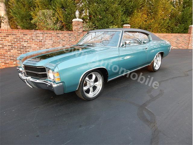 1971 Chevrolet Chevelle | 799517