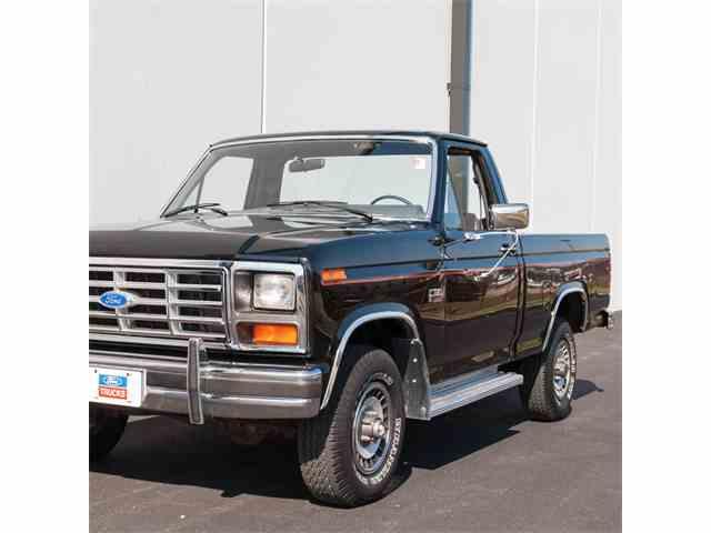 1985 Ford F150 4X4 Pickup | 799525
