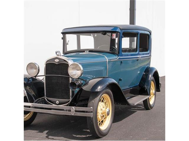 1931 Ford Model A   799529