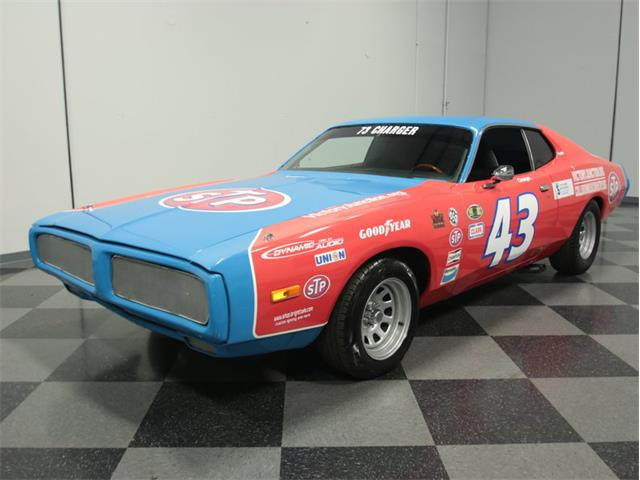 1973 Dodge Charger Petty Tribute | 799534