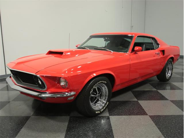 1969 Ford Mustang | 799536