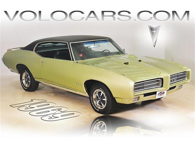 1969 Pontiac GTO | 799600