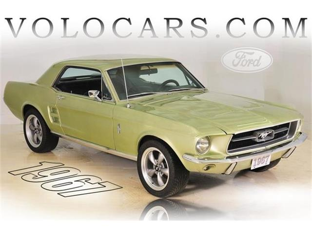1967 Ford Mustang | 799604