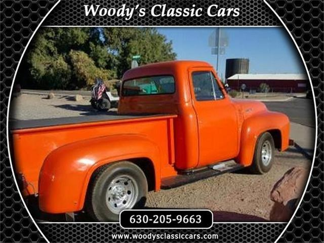 1953 Ford F100 | 799611