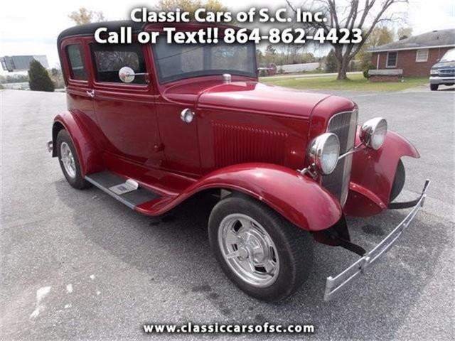1931 Ford Vicky | 799619