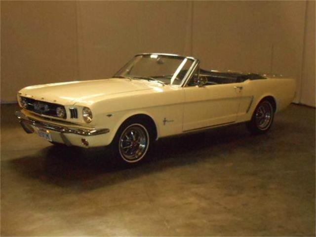 1965 Ford Mustang | 799620