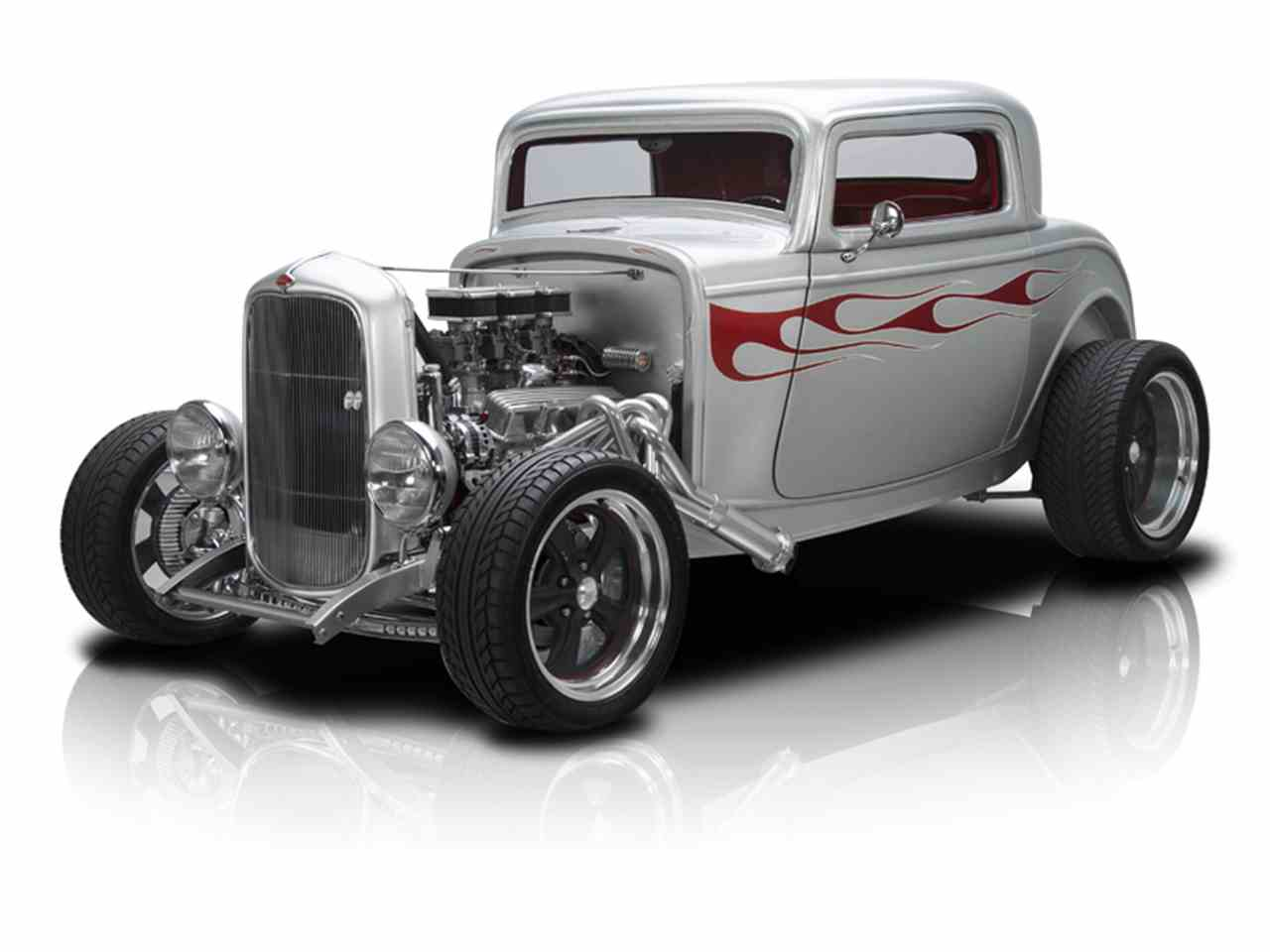 1932 Ford 3-Window Coupe for Sale - CC-799624