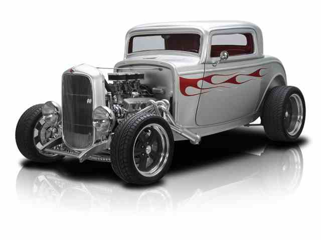 1932 Ford 3-Window Coupe | 799624