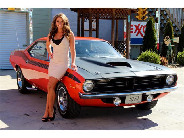 1970 Plymouth Cuda | 799628
