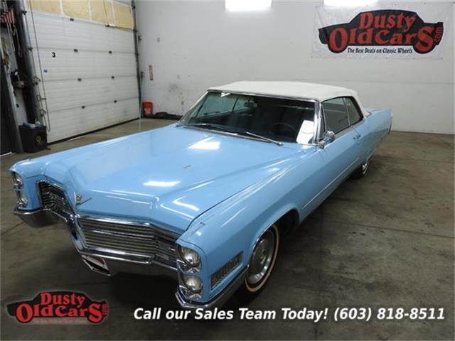 1966 Cadillac DeVille | 799650