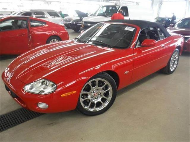 2002 Jaguar XKR | 799678