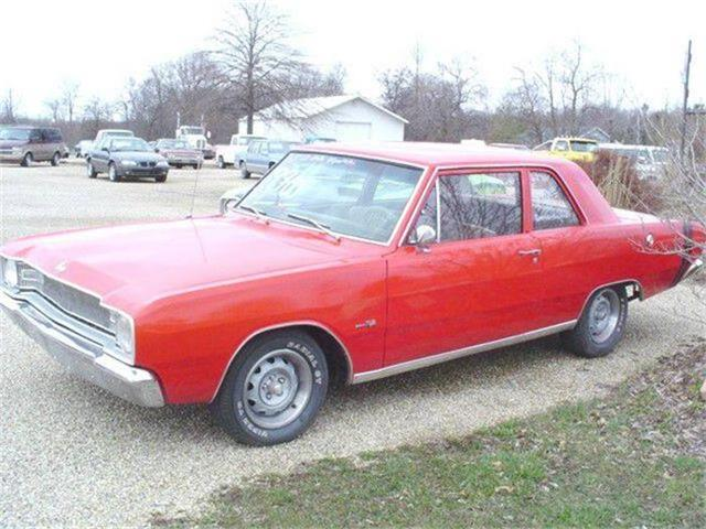 1967 Dodge Dart | 83642