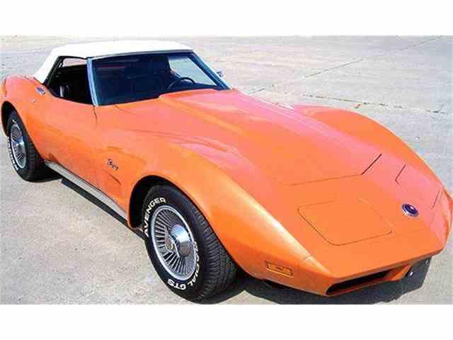 1974 Chevrolet Corvette | 83653