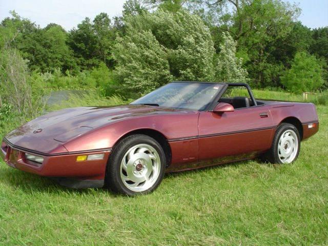 1988 Chevrolet Corvette | 83679