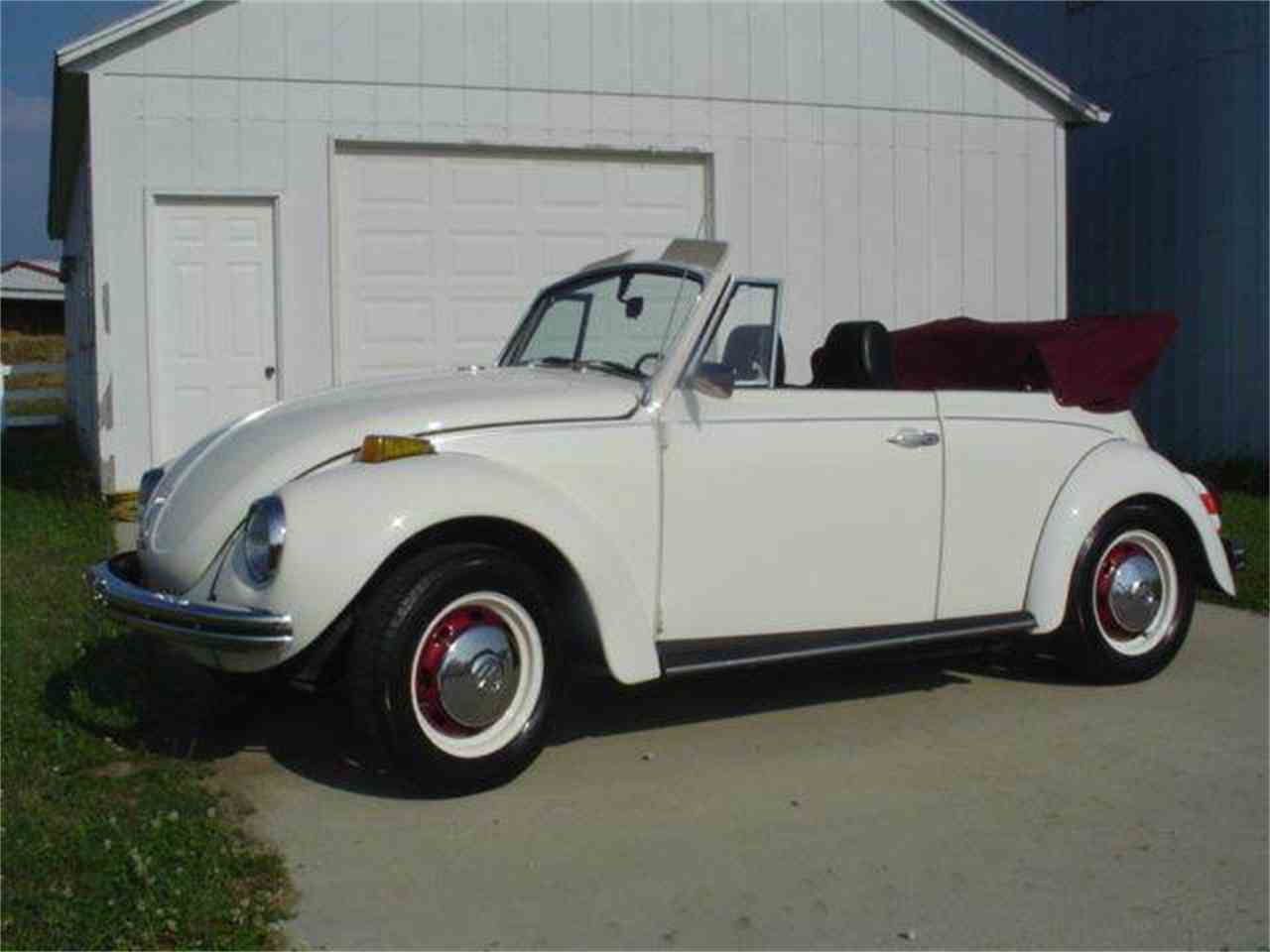 1972 volkswagen beetle for sale cc 83693. Black Bedroom Furniture Sets. Home Design Ideas