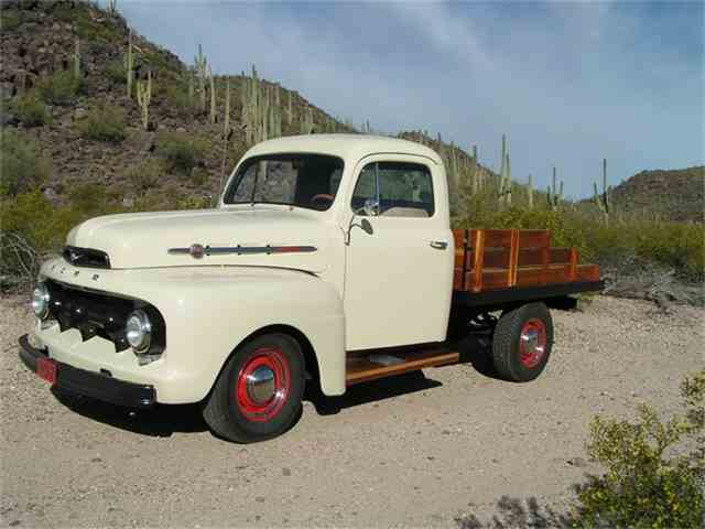 1952 ford f1 for sale on 6 available. Black Bedroom Furniture Sets. Home Design Ideas