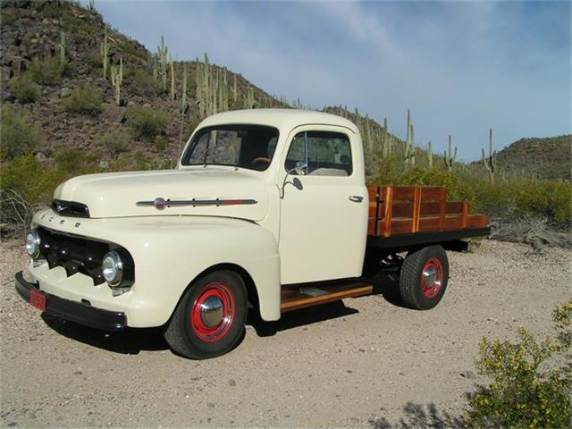 1952 Ford F1 | 80430