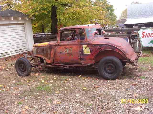 1933 Plymouth Coupe | 80600