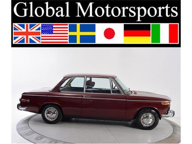 1969 BMW 1600 | 800101