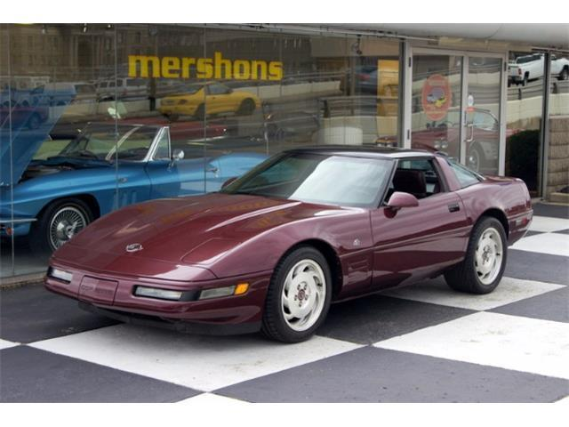 1993 Chevrolet Corvette40th Anniversary | 800104