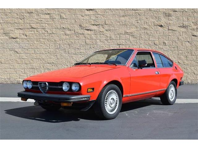 1978 Alfa Romeo Alfetta GT | 800106