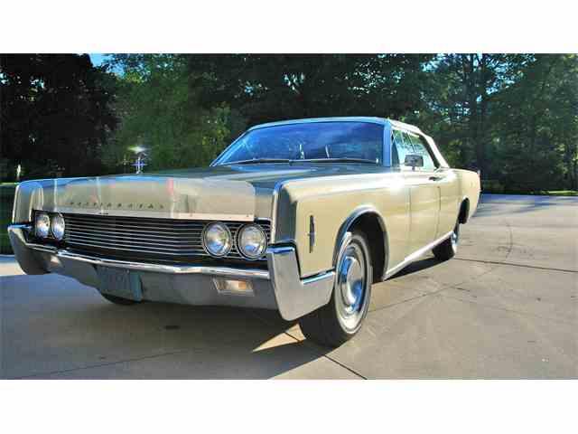1966 Lincoln Continental | 801248