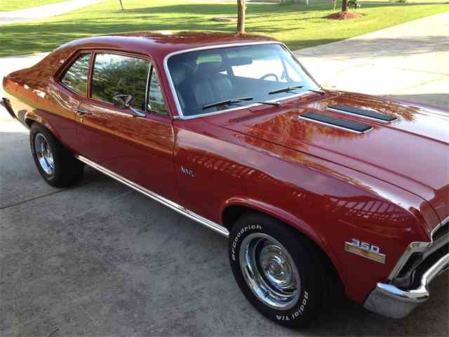 1972 Chevrolet Nova SS | 801259