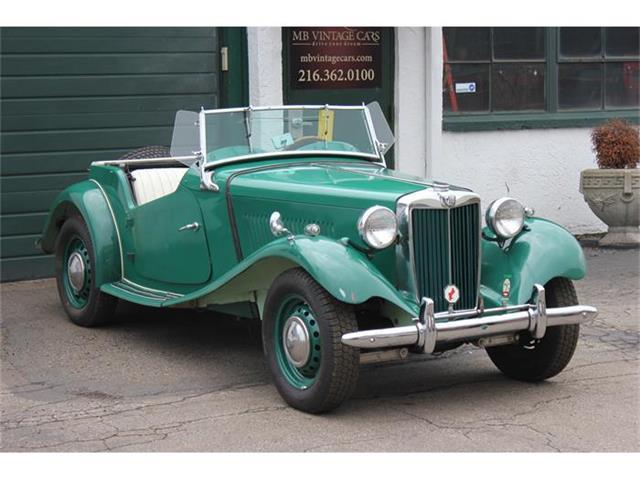 1951 MG TD | 801282