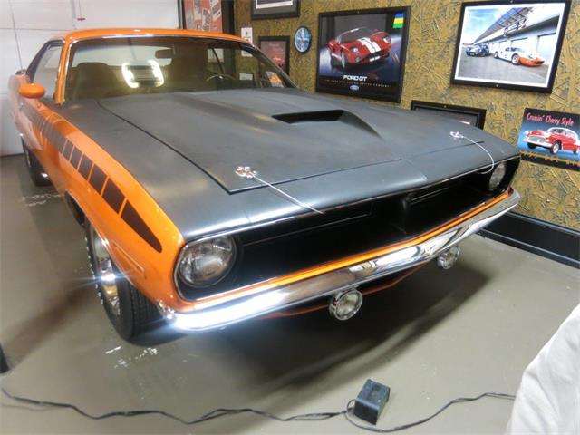 1970 Plymouth Barracuda AAR | 801305