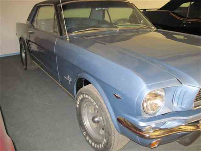 1967 Ford Mustang | 801352