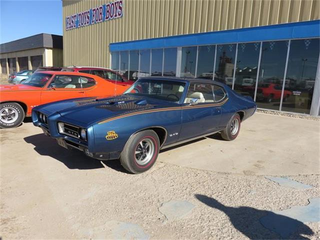1969 Pontiac GTO (The Judge) | 801353