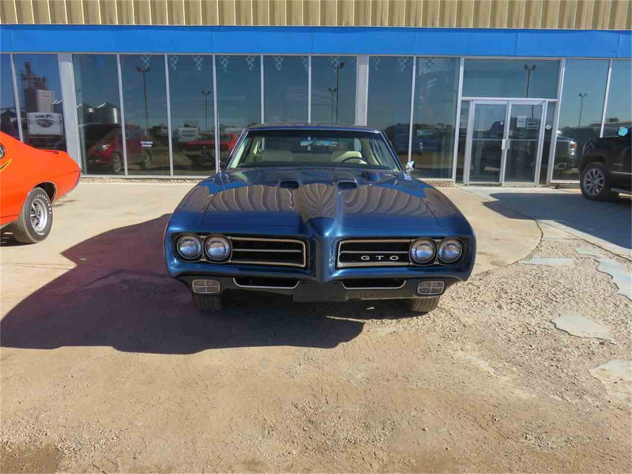 Large Picture of '69 GTO (The Judge) - H6BT