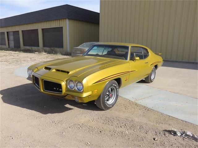 1971 Pontiac Judge HT 455 HO | 801354