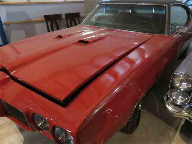 1970 Pontiac GTO HT RAM Air III | 801359
