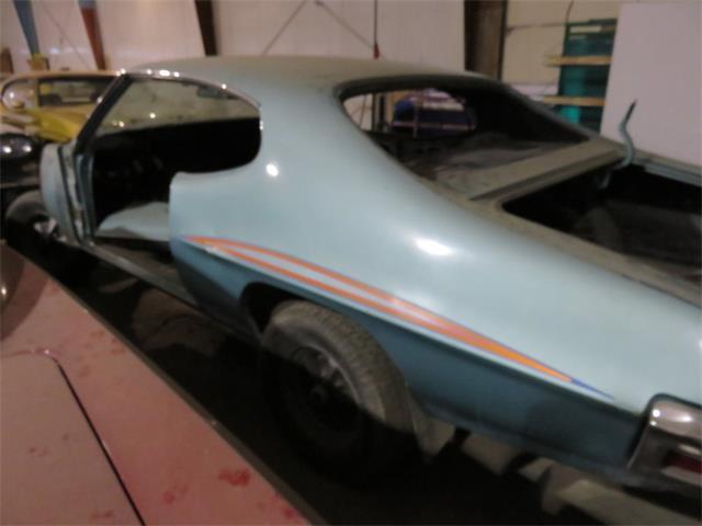 1970 Pontiac GTO HT RAM III | 801366