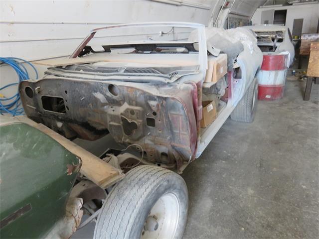 1969 Pontiac GTO Convertible Burgundy | 801367