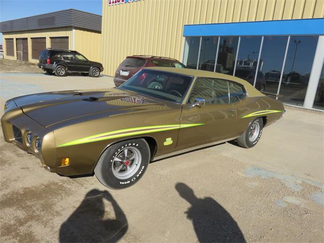 1970 Pontiac Judge HT Granada Gold | 801369